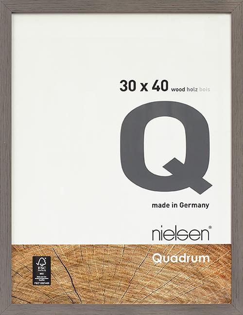 Quadrum Designer Wooden Photo Frames (UK STOCK)