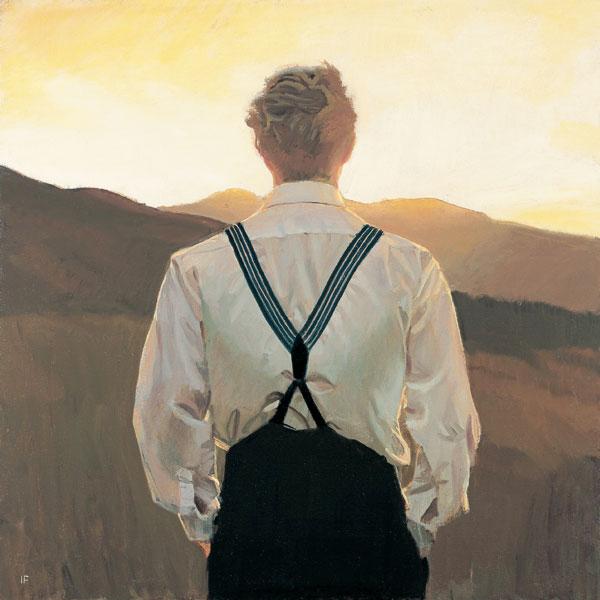 Sunset : Iain Faulkner - Limited Edition Print