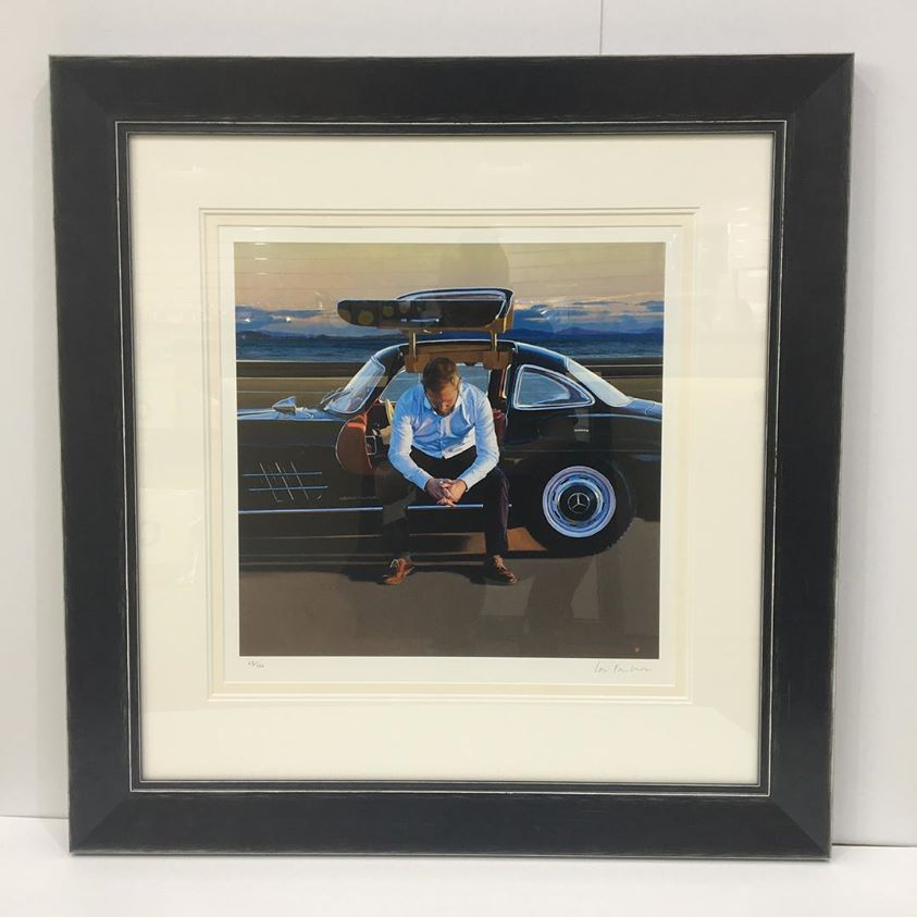 Pit Stop II by Iain Faulkner Limited Edition Print