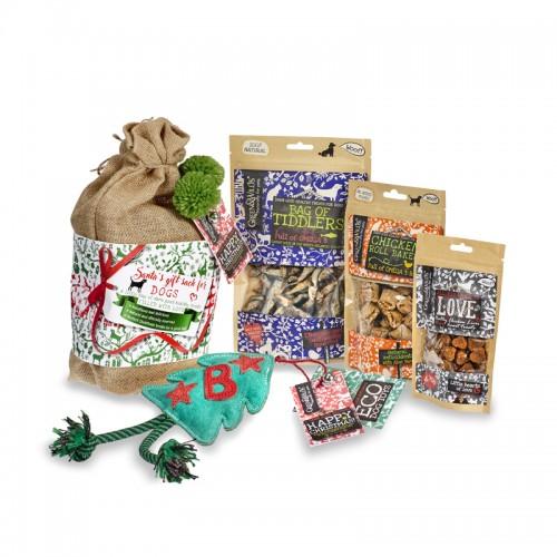 Green & Wild's Santa Sack for Dogs