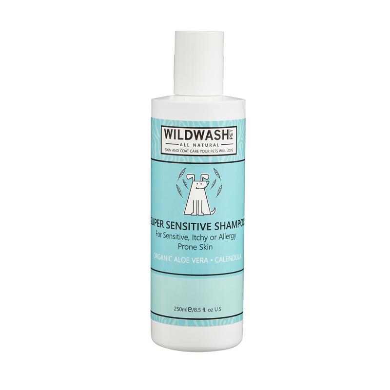 Wildwash Pet Shampoo Super Sensitive 250ml
