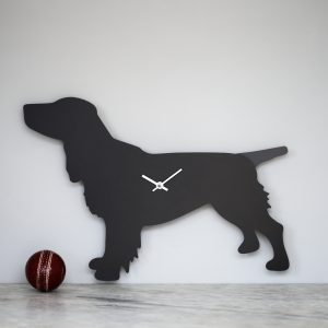 Clock - Spaniel
