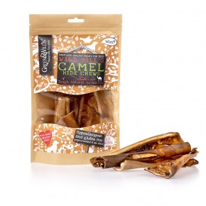 Green & Wild's Camel Hide Chews 100g