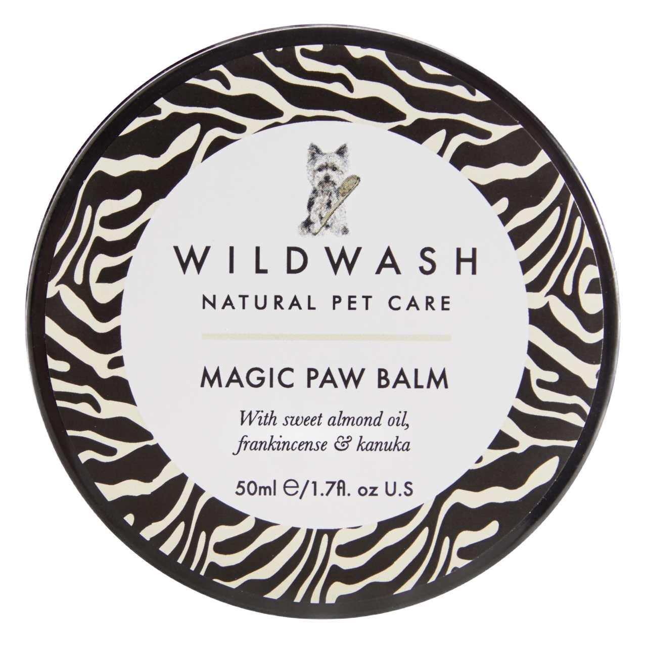 WildWash Magic Paw Balm 50ml **Was £12.95 Now £8.95**