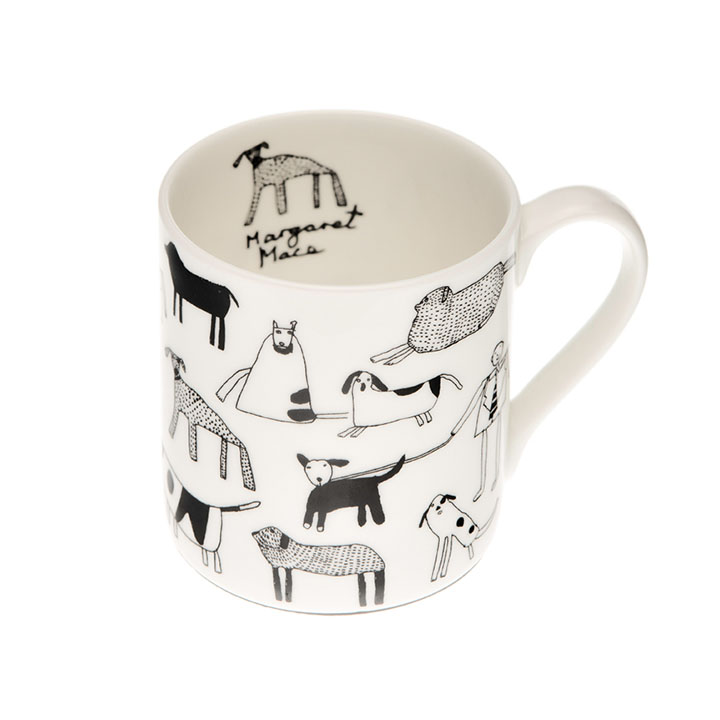 Isobel's Dogs Fine Bone China Mug