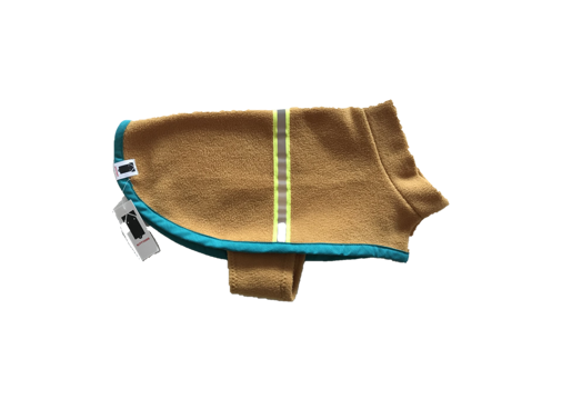 Kittydog Hi-Viz Mustard Vest (Extra Small)