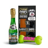 Woof & Brew Champaws Gift Set