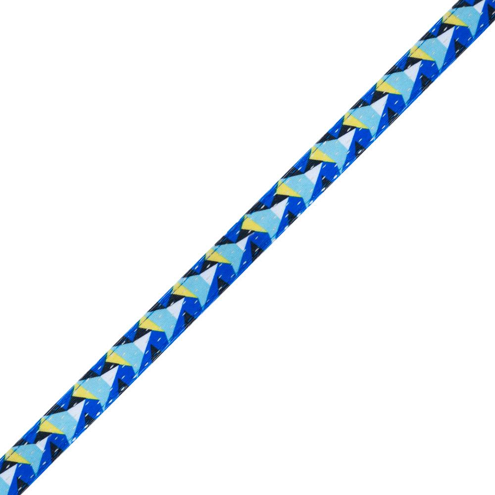 Sötnos Blue Geometric Smart Lead