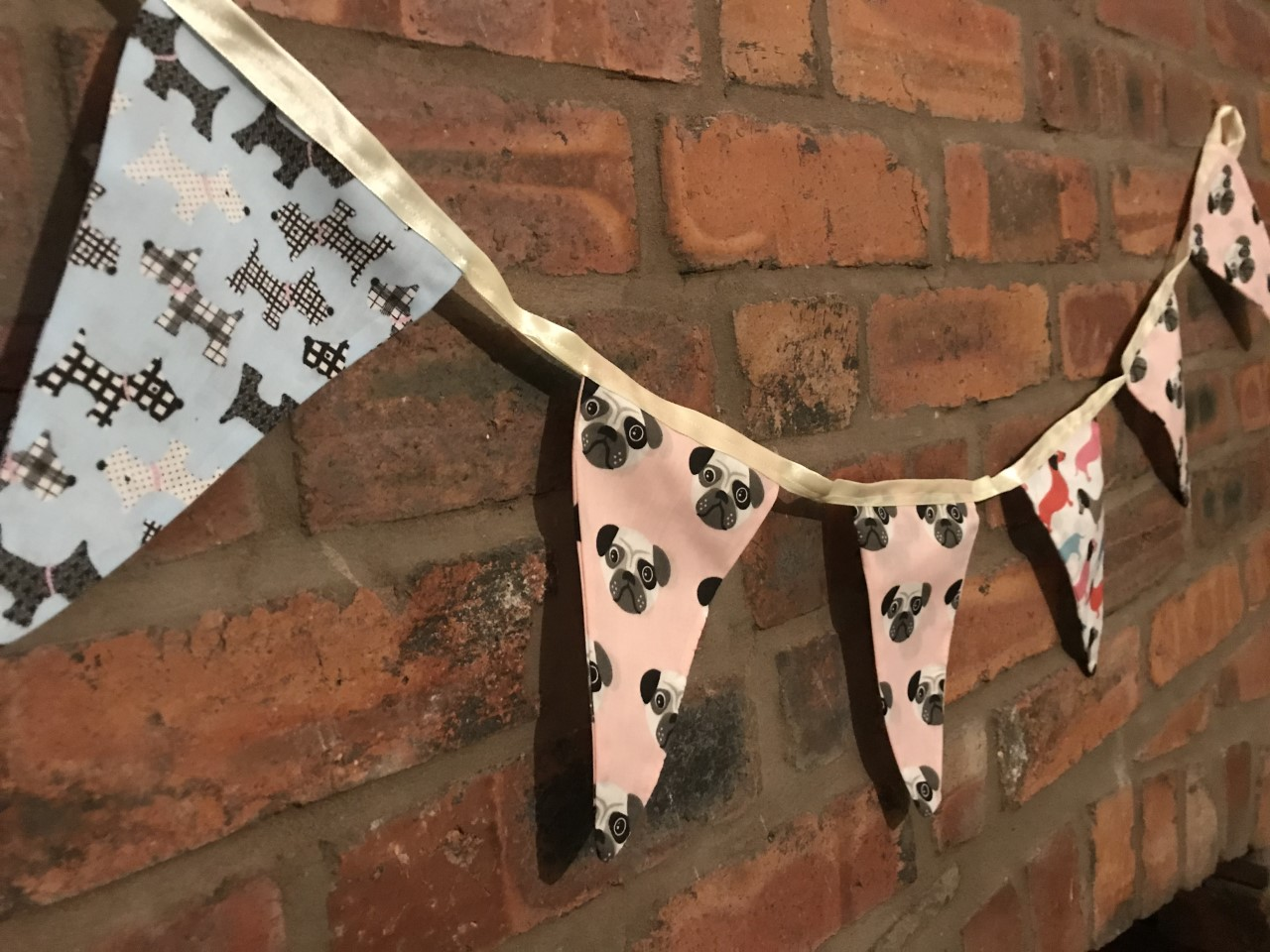 Bunting - Mixed (3 metres) **Was £10.00 Now £5.00**
