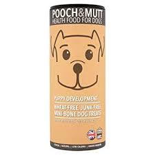 Pooch & Mutt Puppy Development Mini-Bone Dog Treats 125g