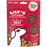 Lily's Kitchen The Best Ever Beef Mini Burgers 70g