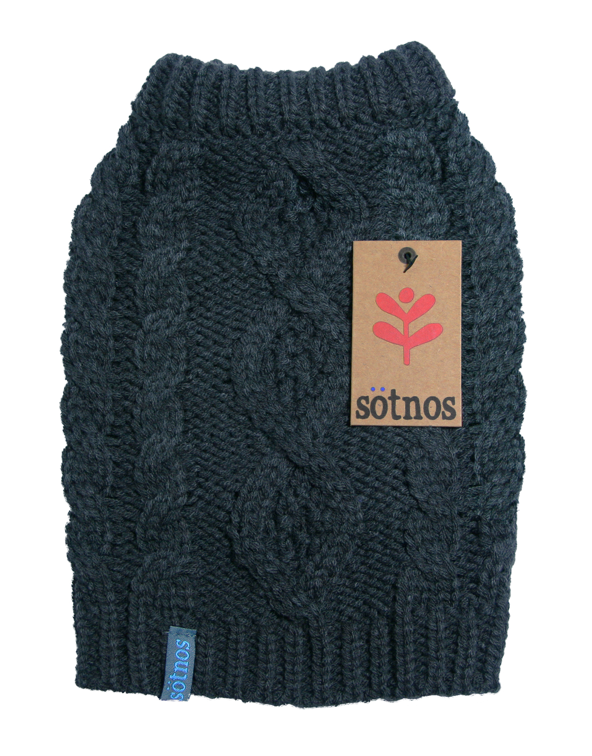 Sötnos Chunky Cable Knit Sweater