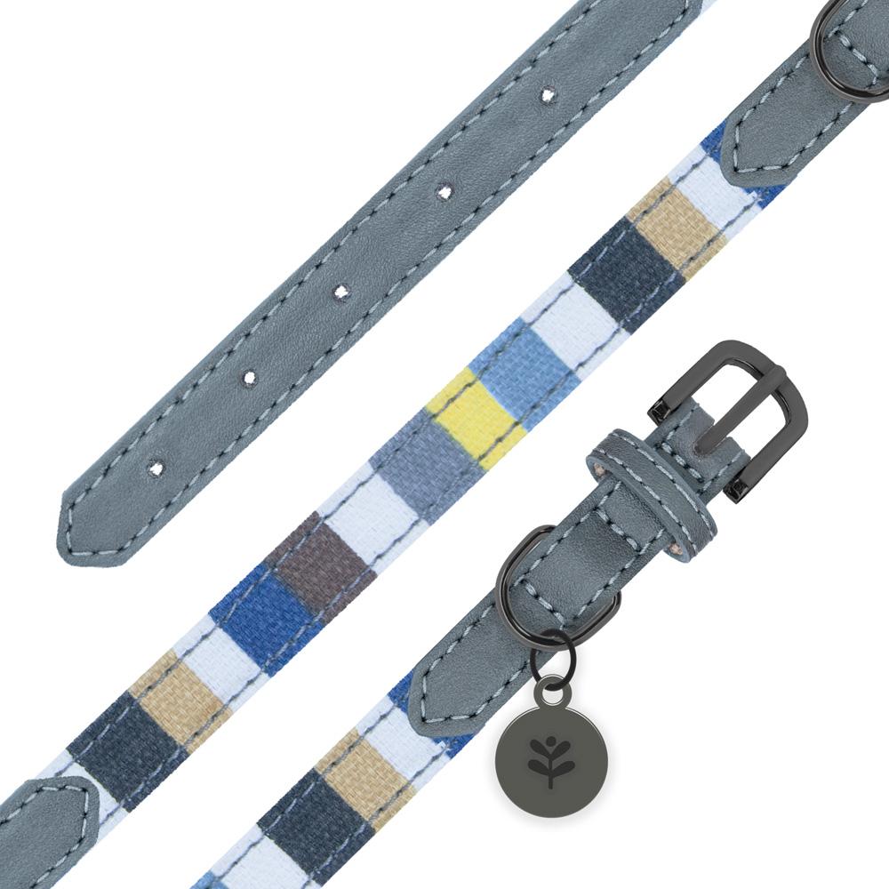 Sötnos Stripe Print Collar