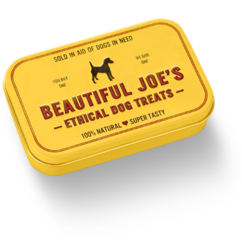 Beautiful Joe's Tin