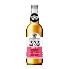 Woof & Brew Senior Healthy Herbal Tonic 300ml