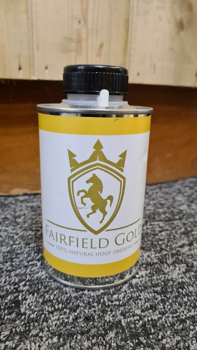 Fairfield Gold Hoof Dressing