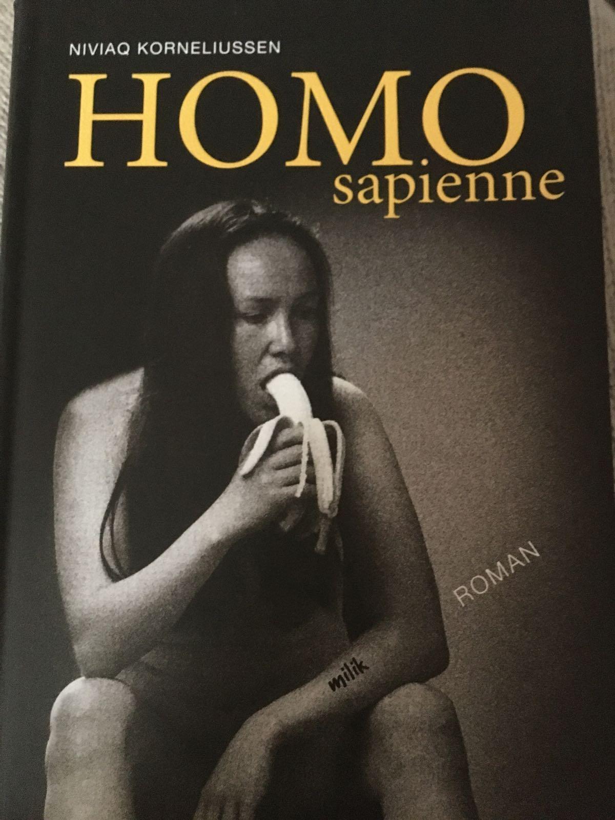 Homo sapienne af Niviaq Korneliussen