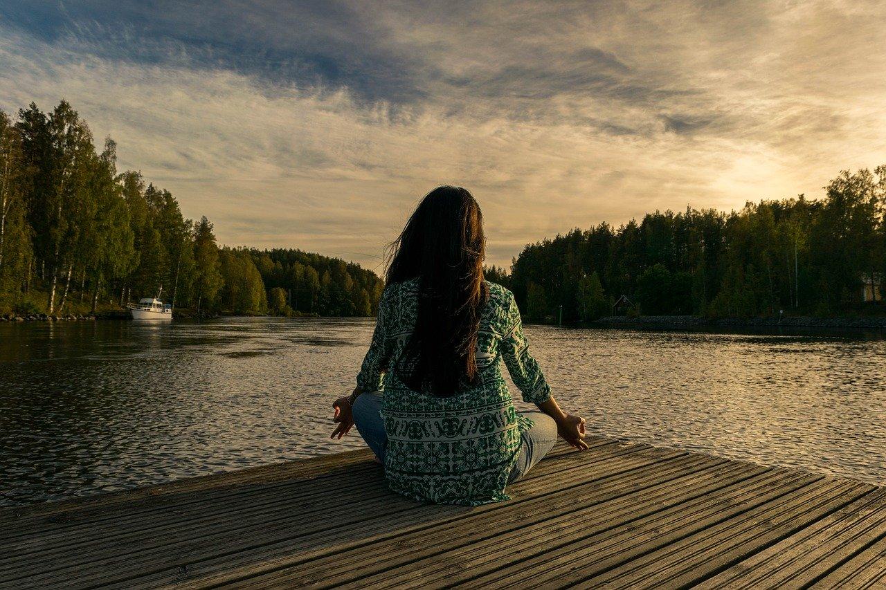 Ohjattu meditaatio - rentoutuminen