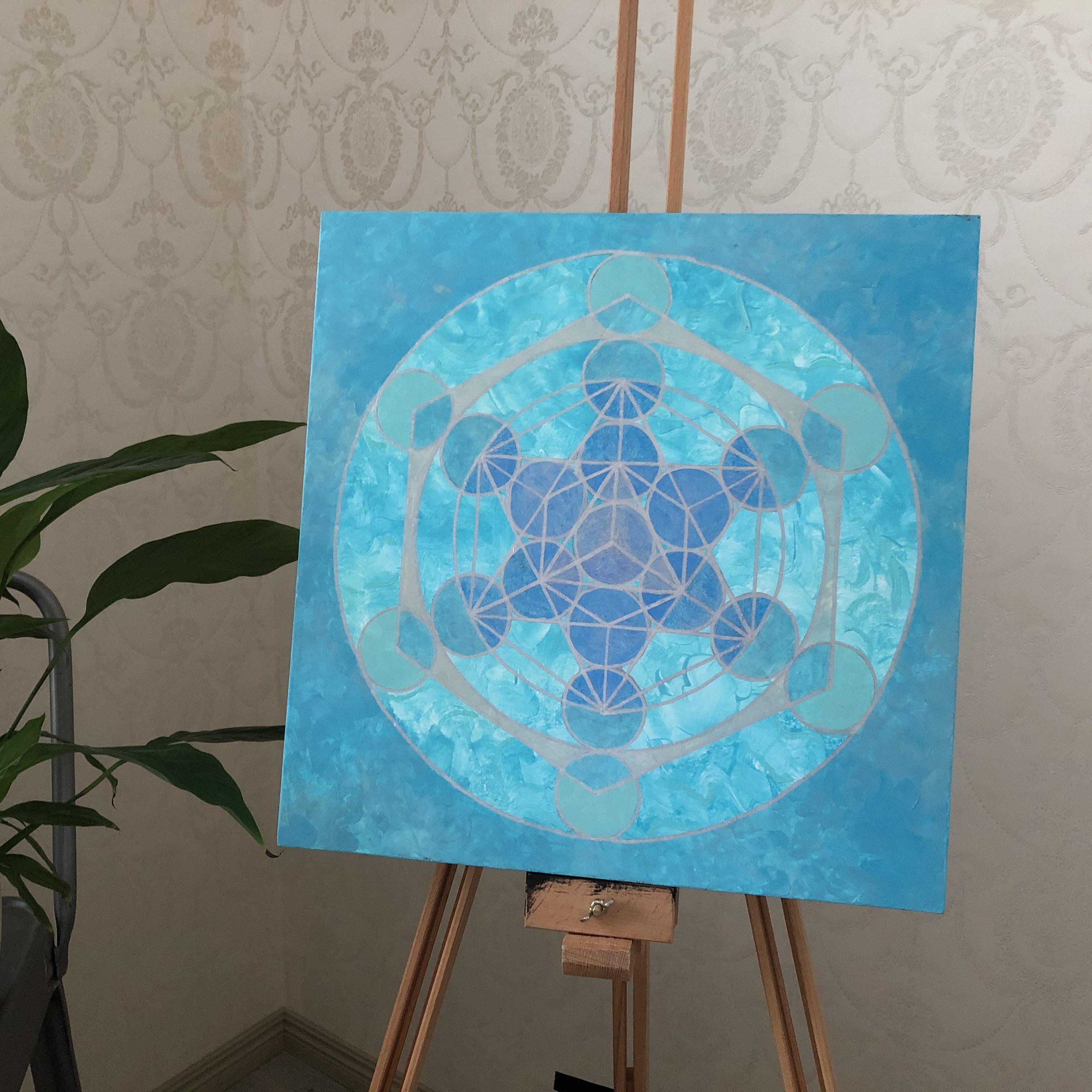 Pyhät geometriset taulut: Vesi