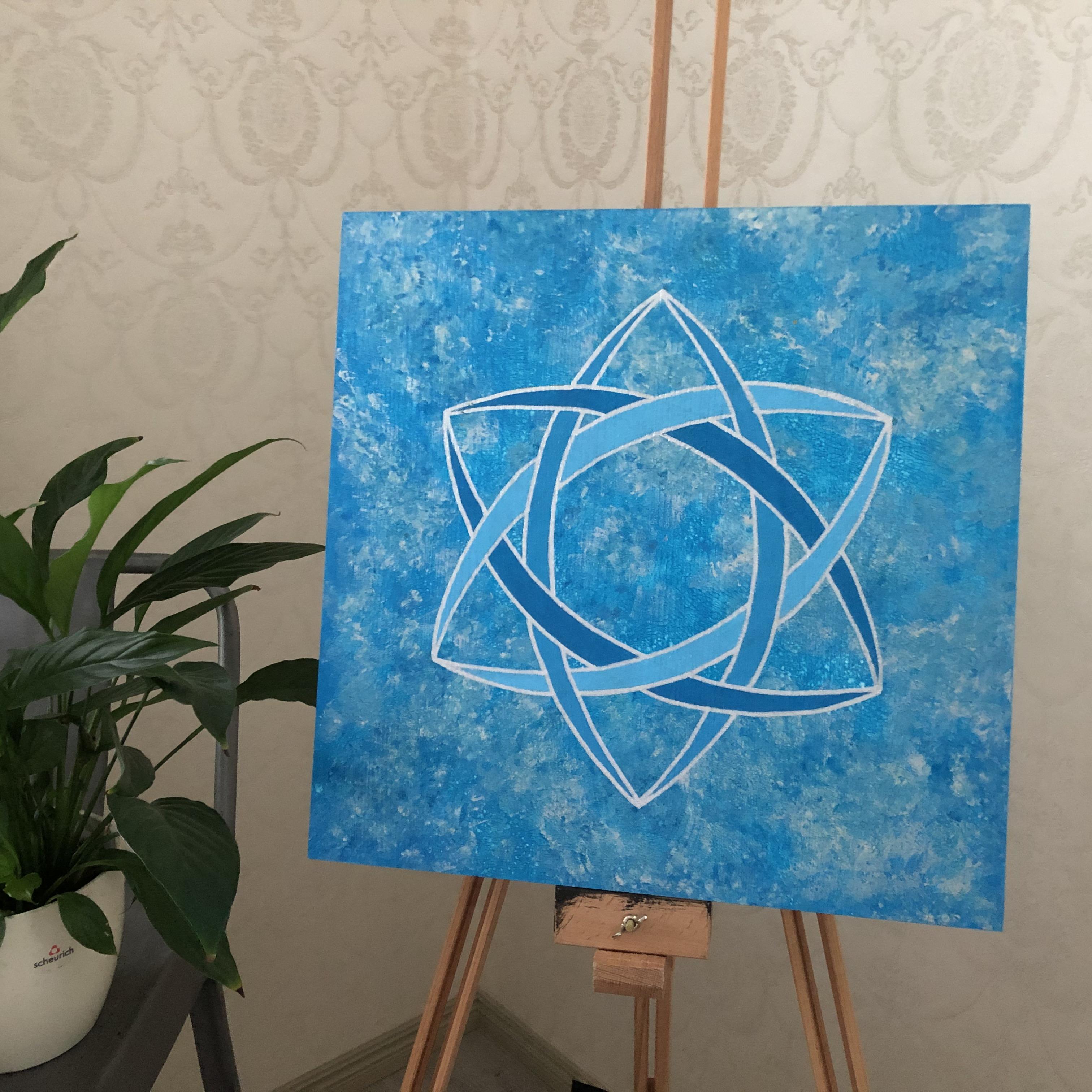 Pyhät geometriset taulut: Alku