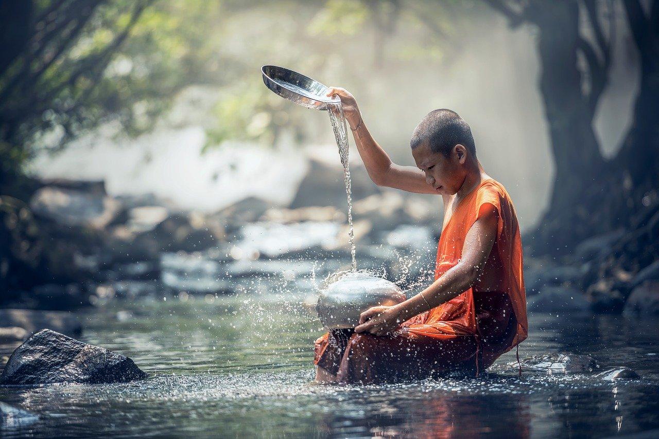 Ohjattu meditaatio - parantavat energiat