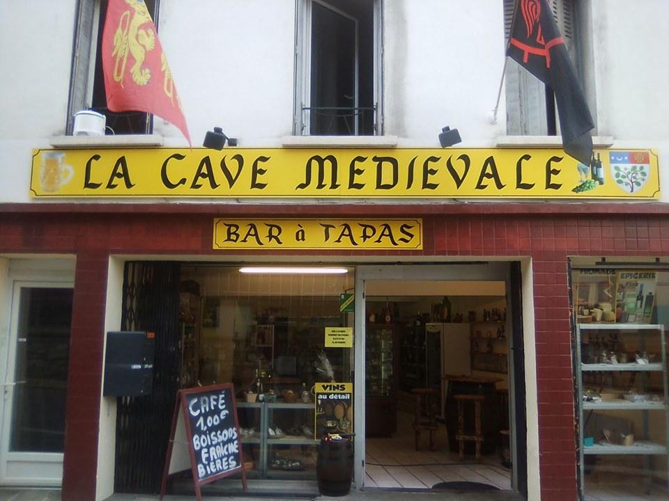 LA CAVE MEDIEVALE