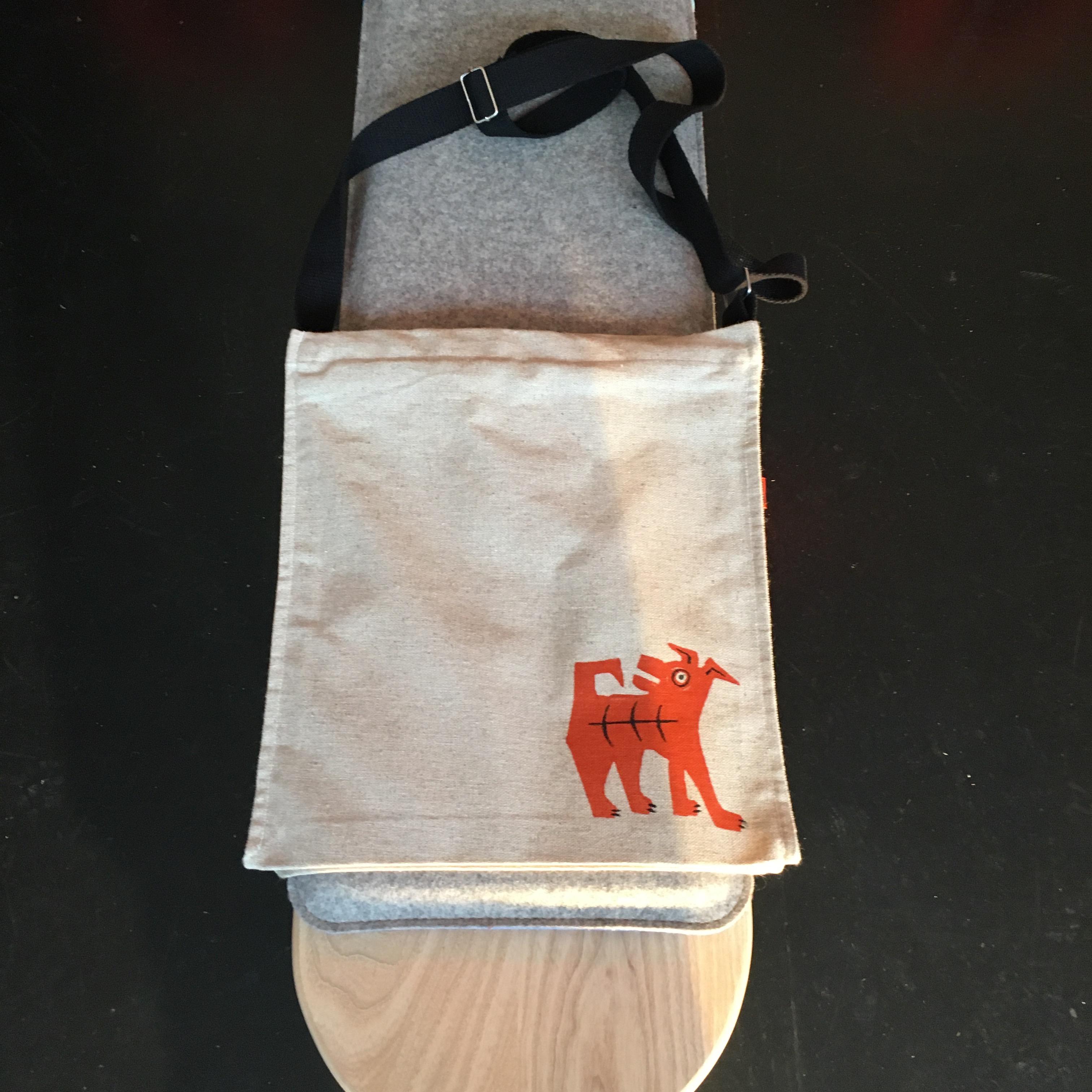 MERCHANT MALLOY HEMP BAG