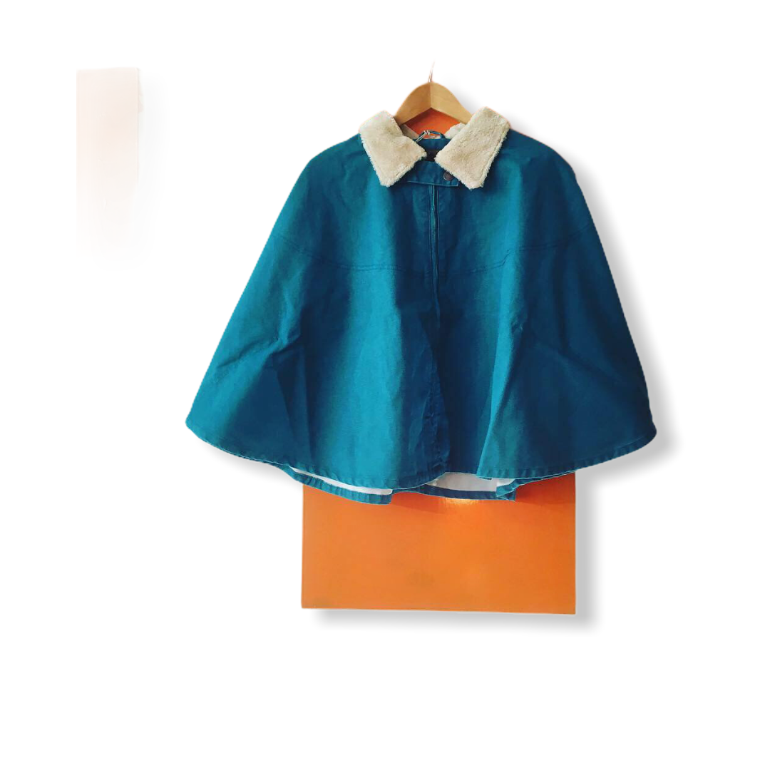 FRENCH CANVAS CAPES