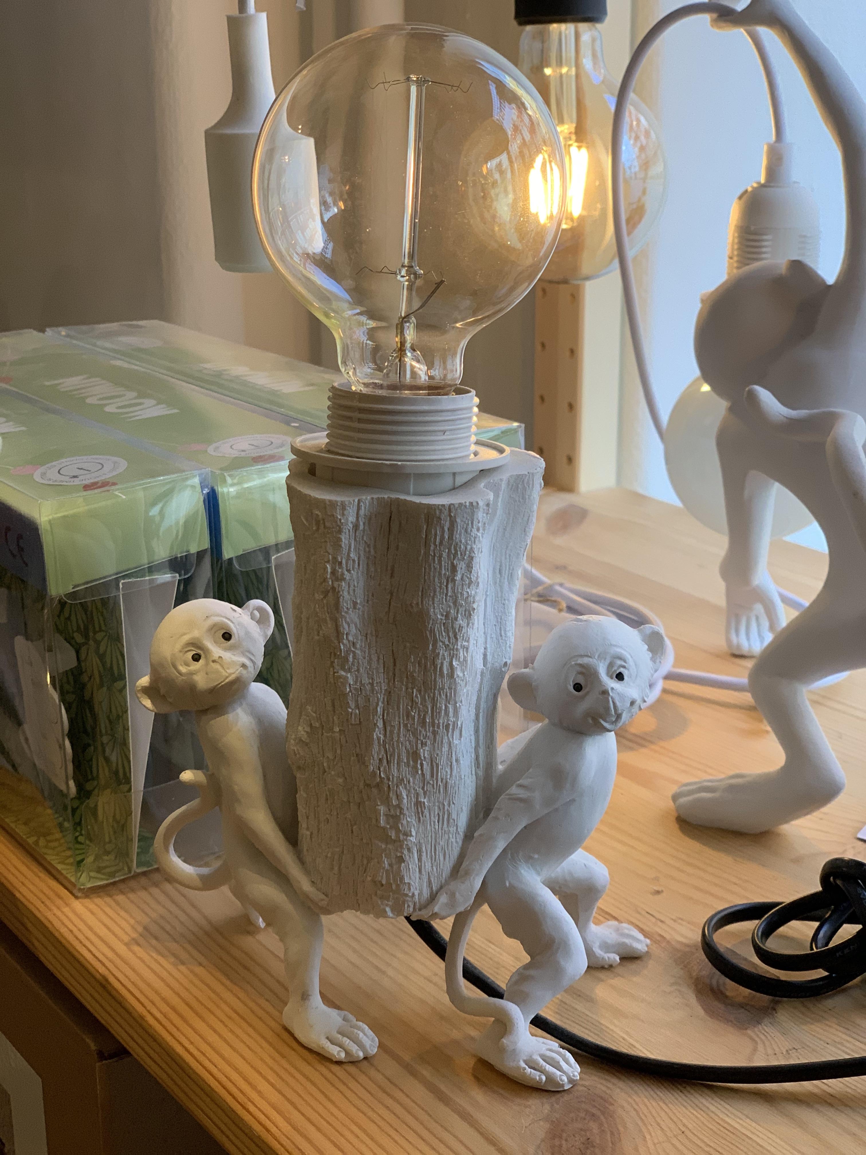 Bordslampa Apor