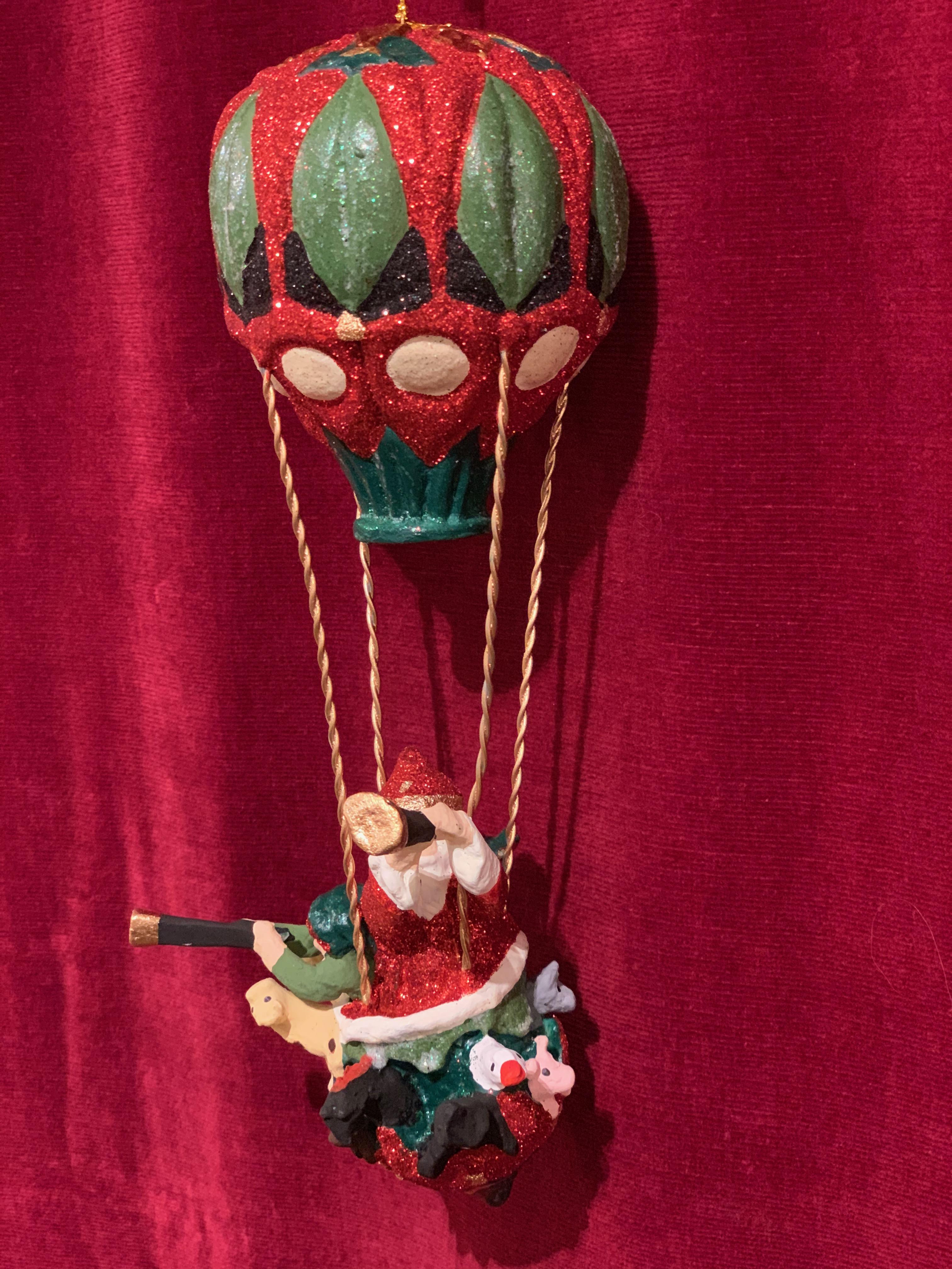 Luftballong Noahs Ark