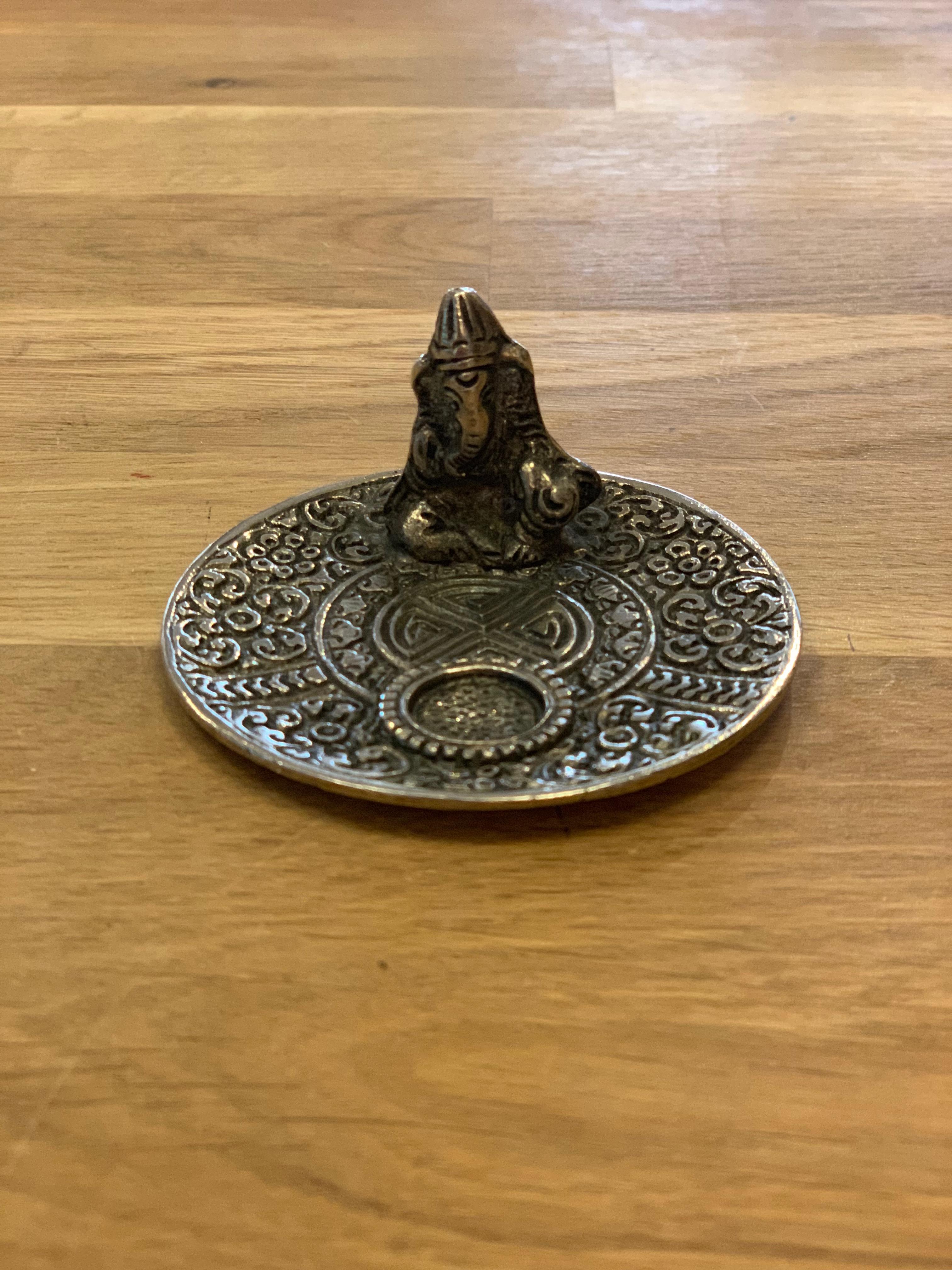 Rökelsehållare Ganesh