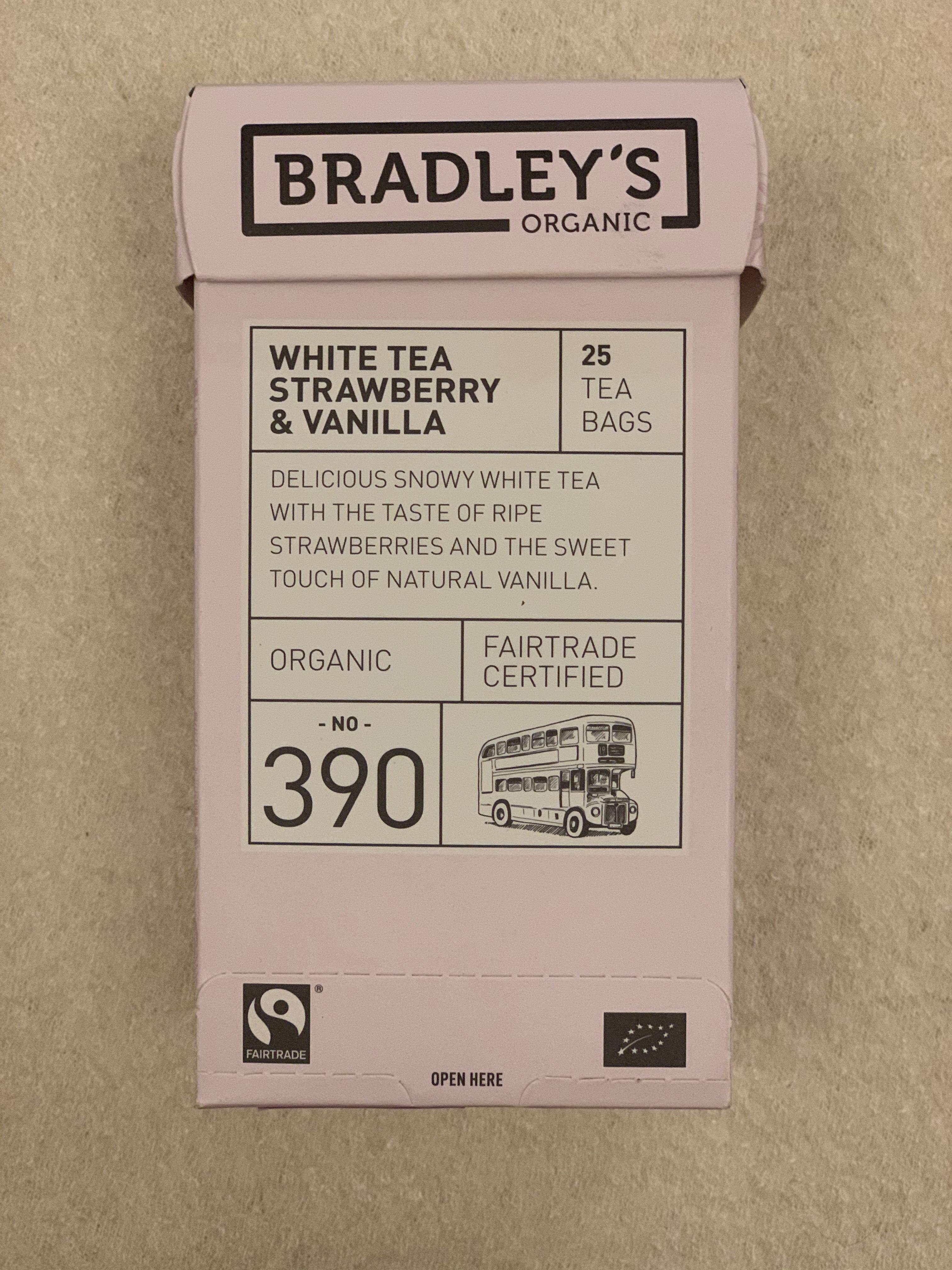 Te, Bradley's Organics