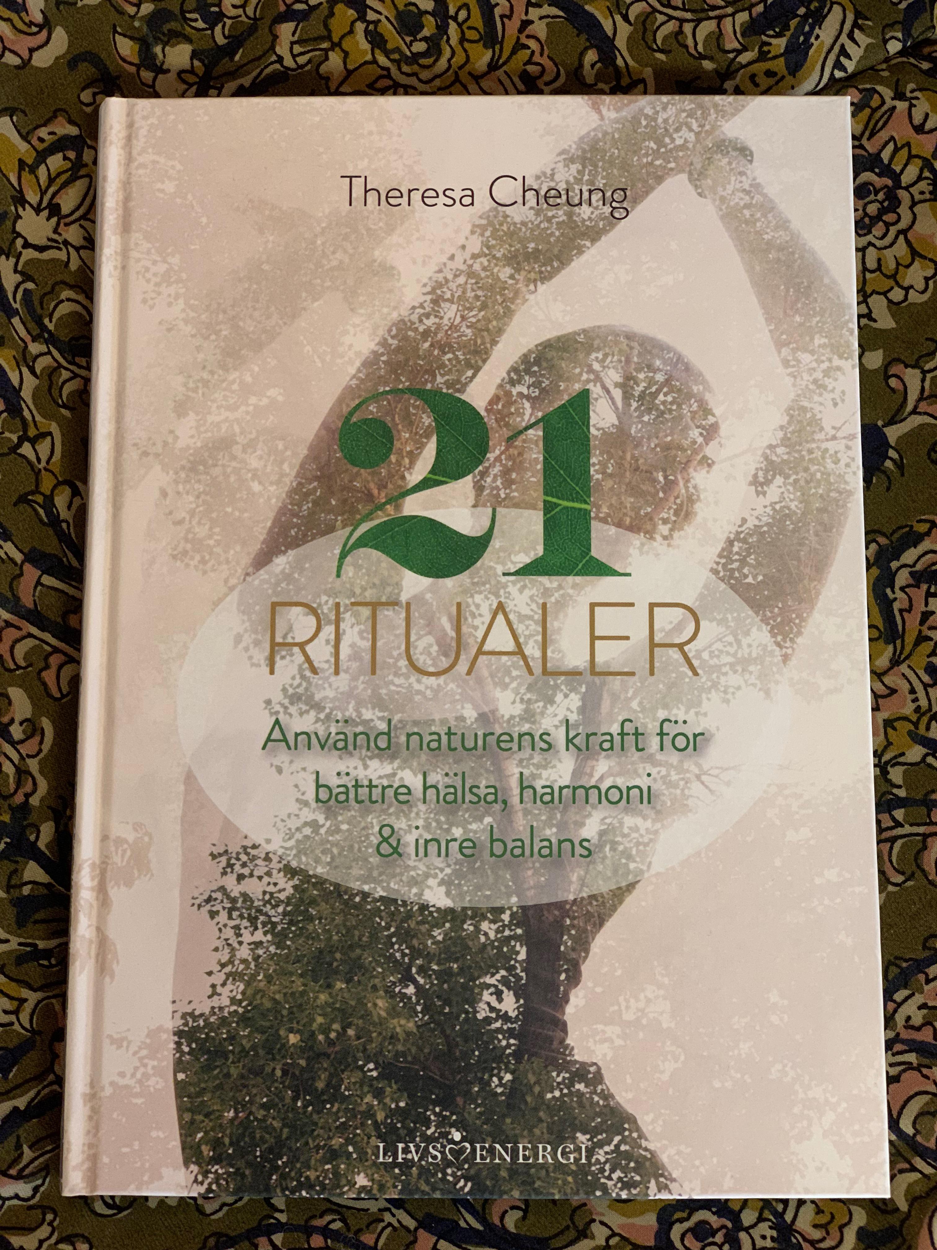 21 Ritualer - Theresa Cheung