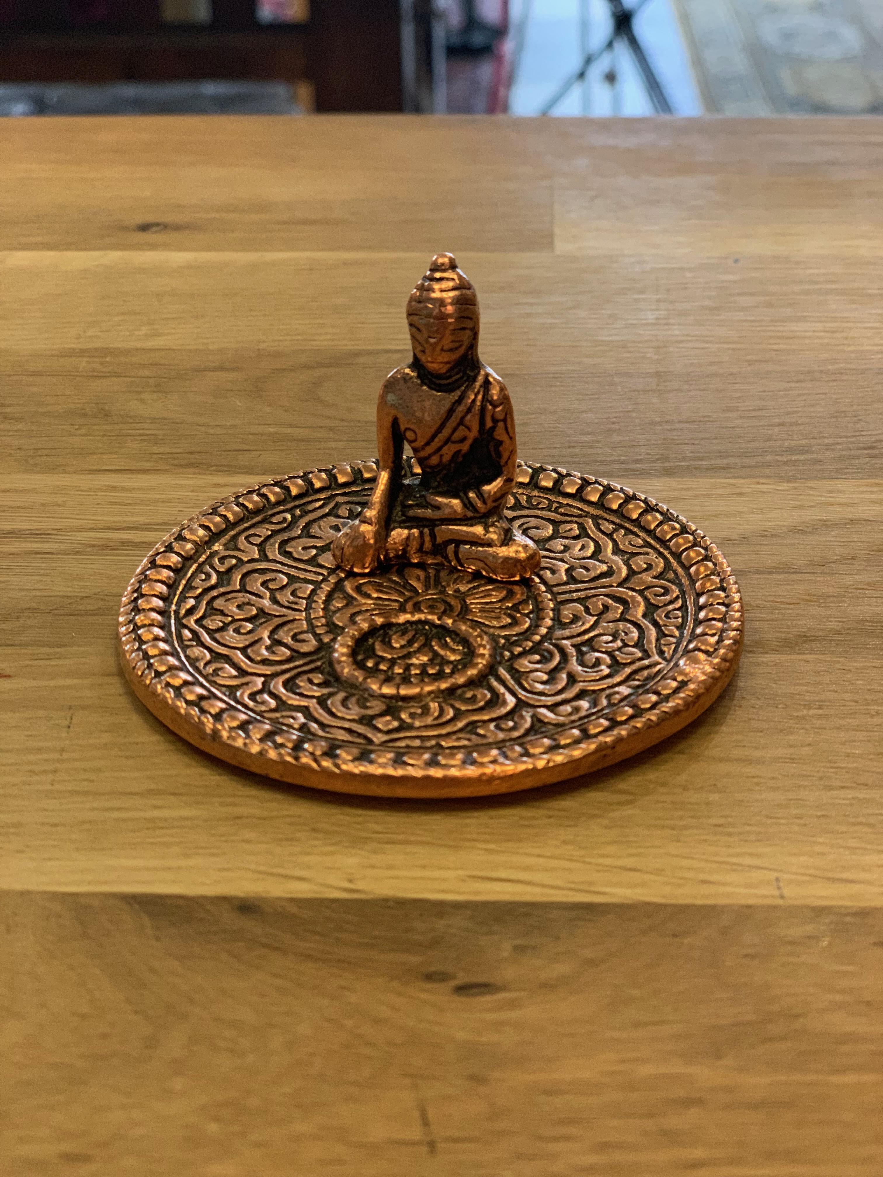 Rökelsehållare Buddha