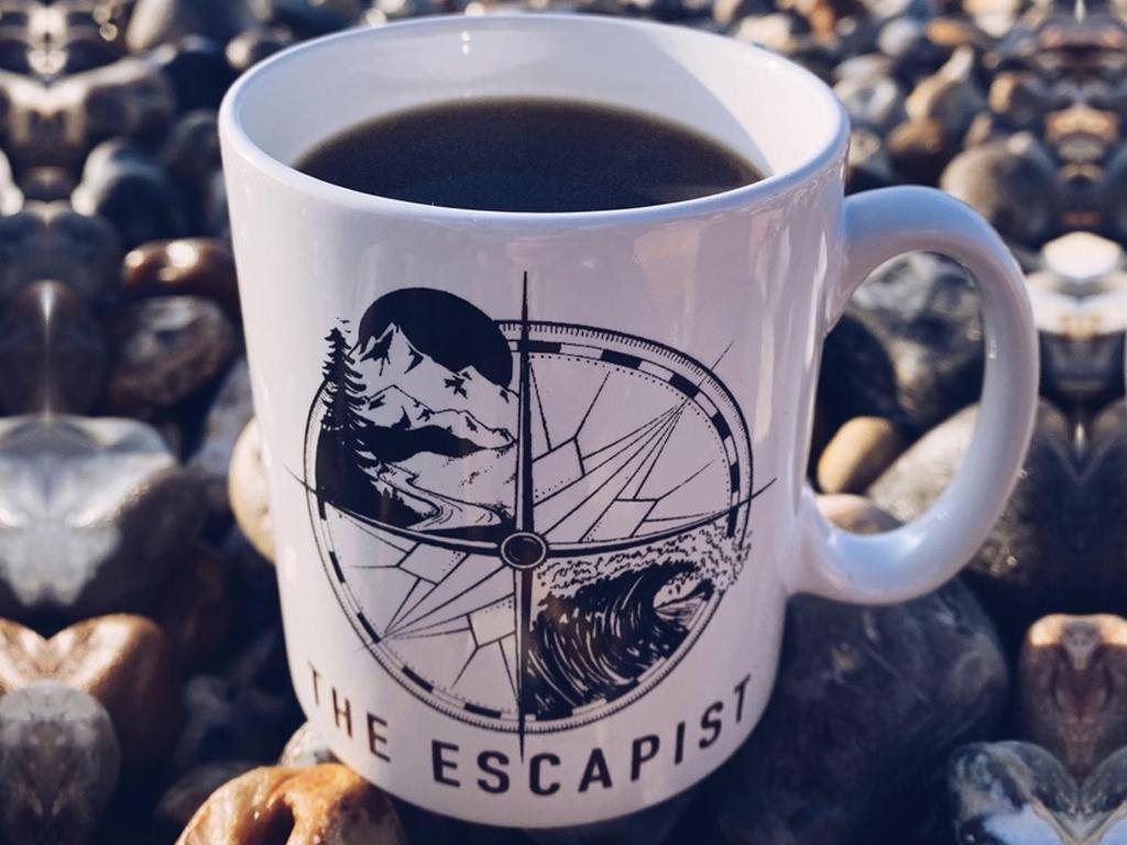 The Escapist Mug