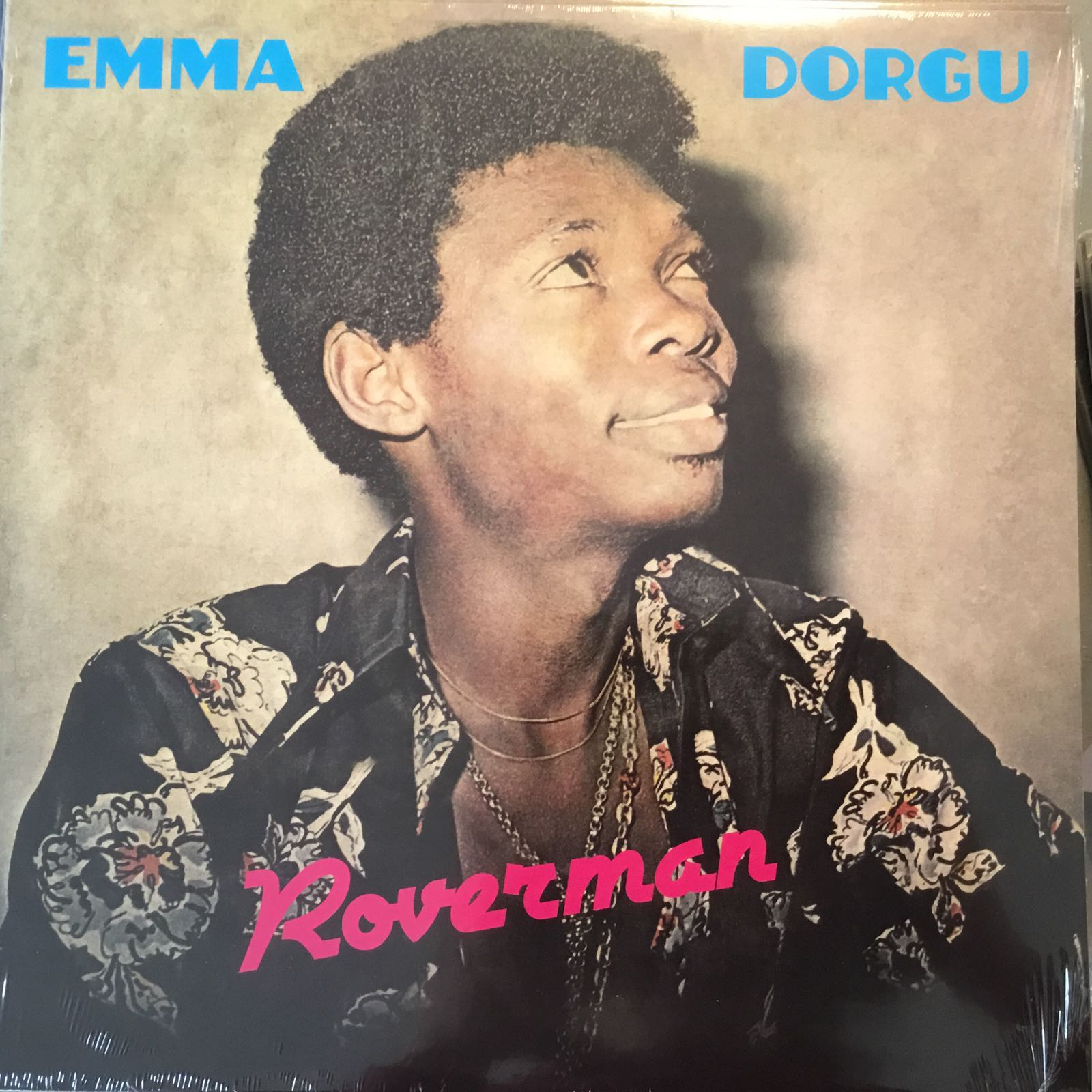 Emma Dorgu – Roverman [LP]
