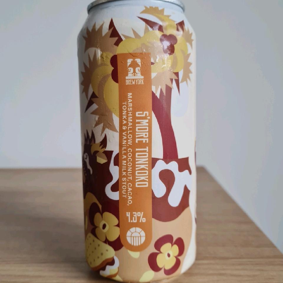 Brew York S'more Tonkoko