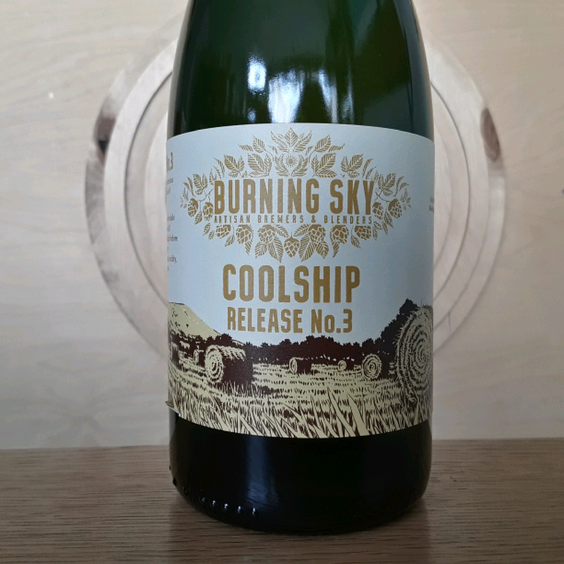 Burning Sky | Coolship No. 3 | Wild Beer