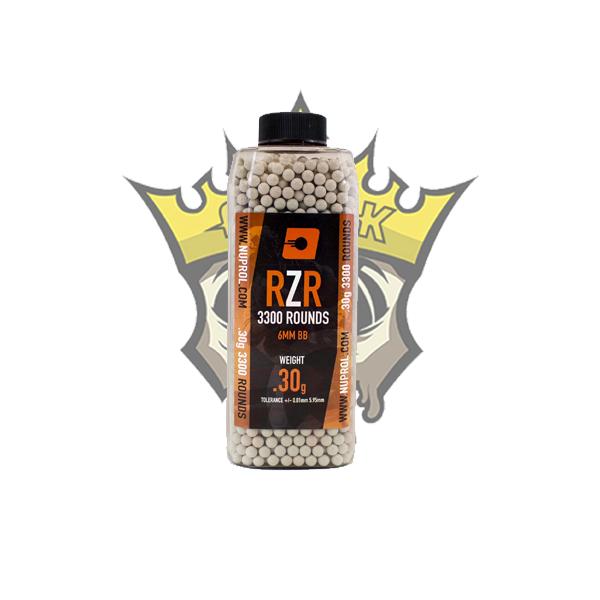 NUPROL RZR 0.30g Precision BB x3300