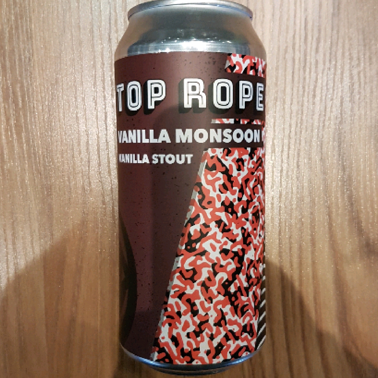 Top Rope Vanilla Monsoon