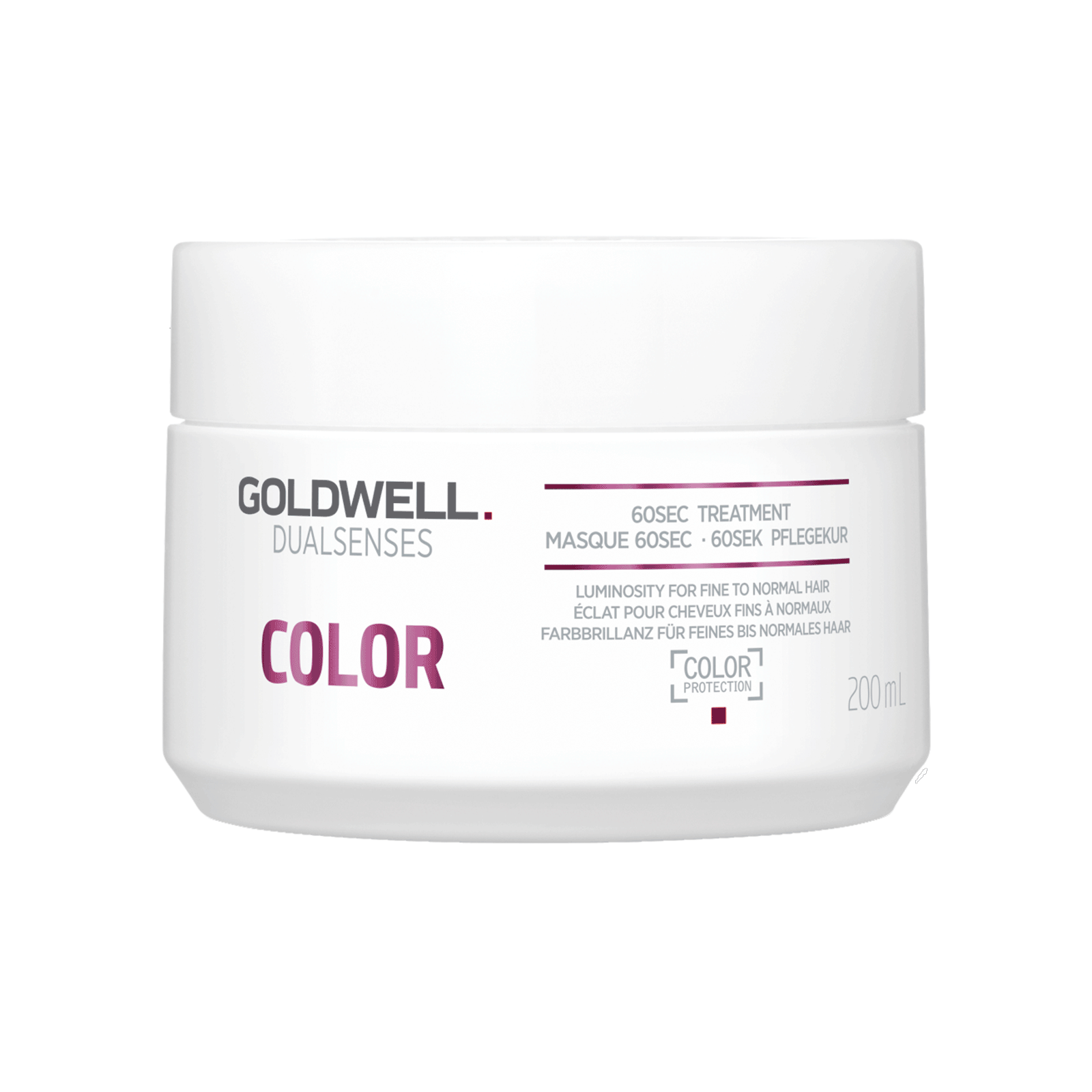Goldwell Color Brilliance 60 Second Treatment 200ml