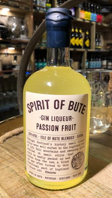 SOB Gin Liqueur (Passionfruit)