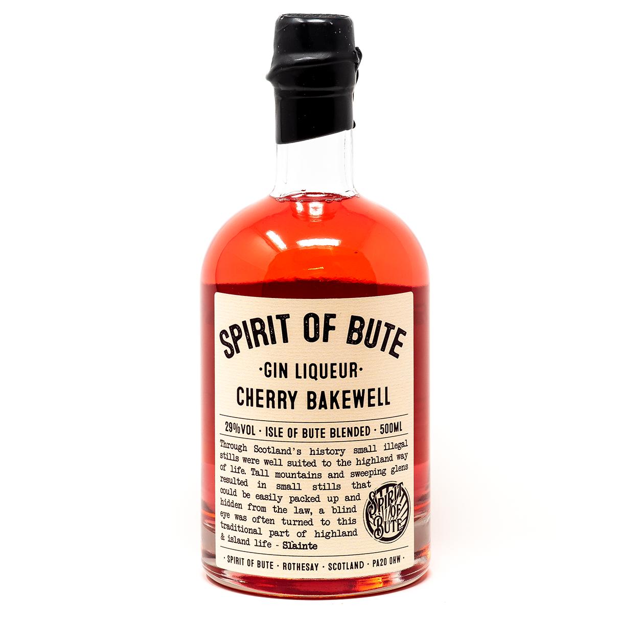 SOB Gin Liqueur (Cherry Bakewell)