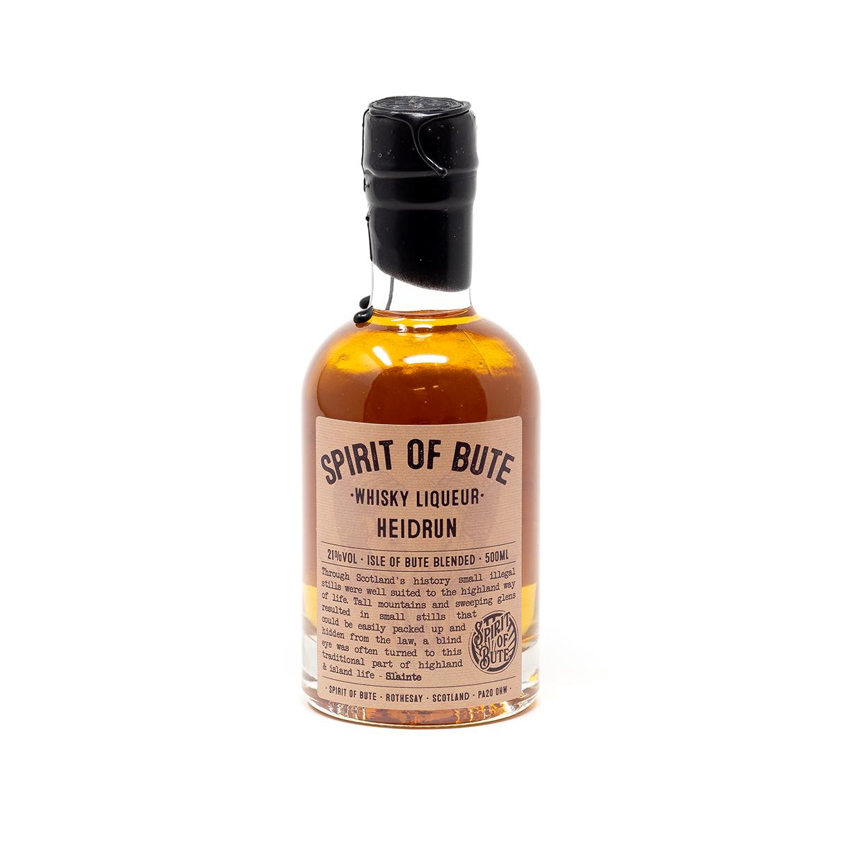 SOB Whiskey Liqueur (Heidrun)