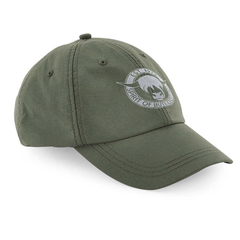 SOBC Waterproof Cap (Green)