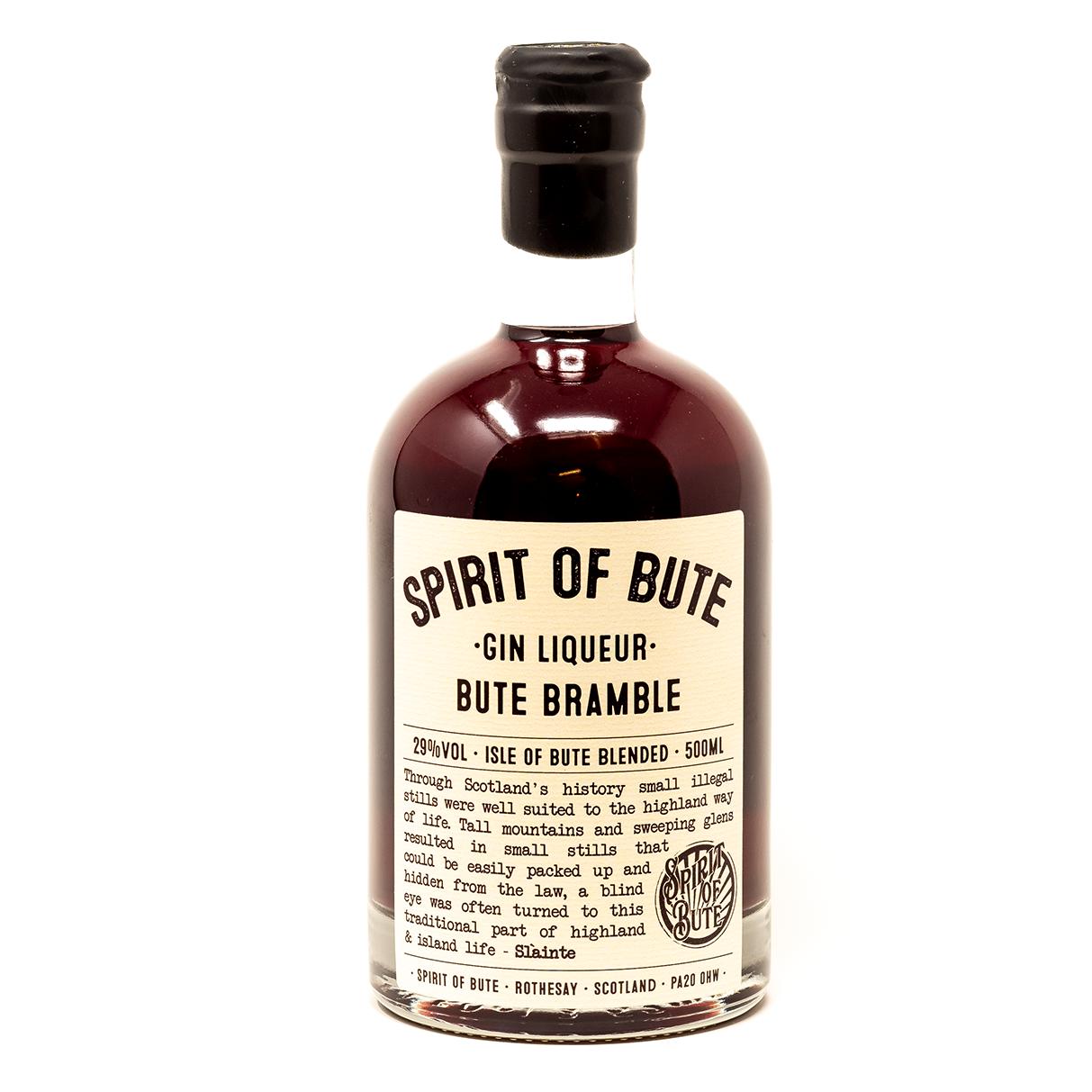 SOB Gin Liqueur (Bute Bramble)