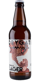Drygate Brewery BearFace Lager