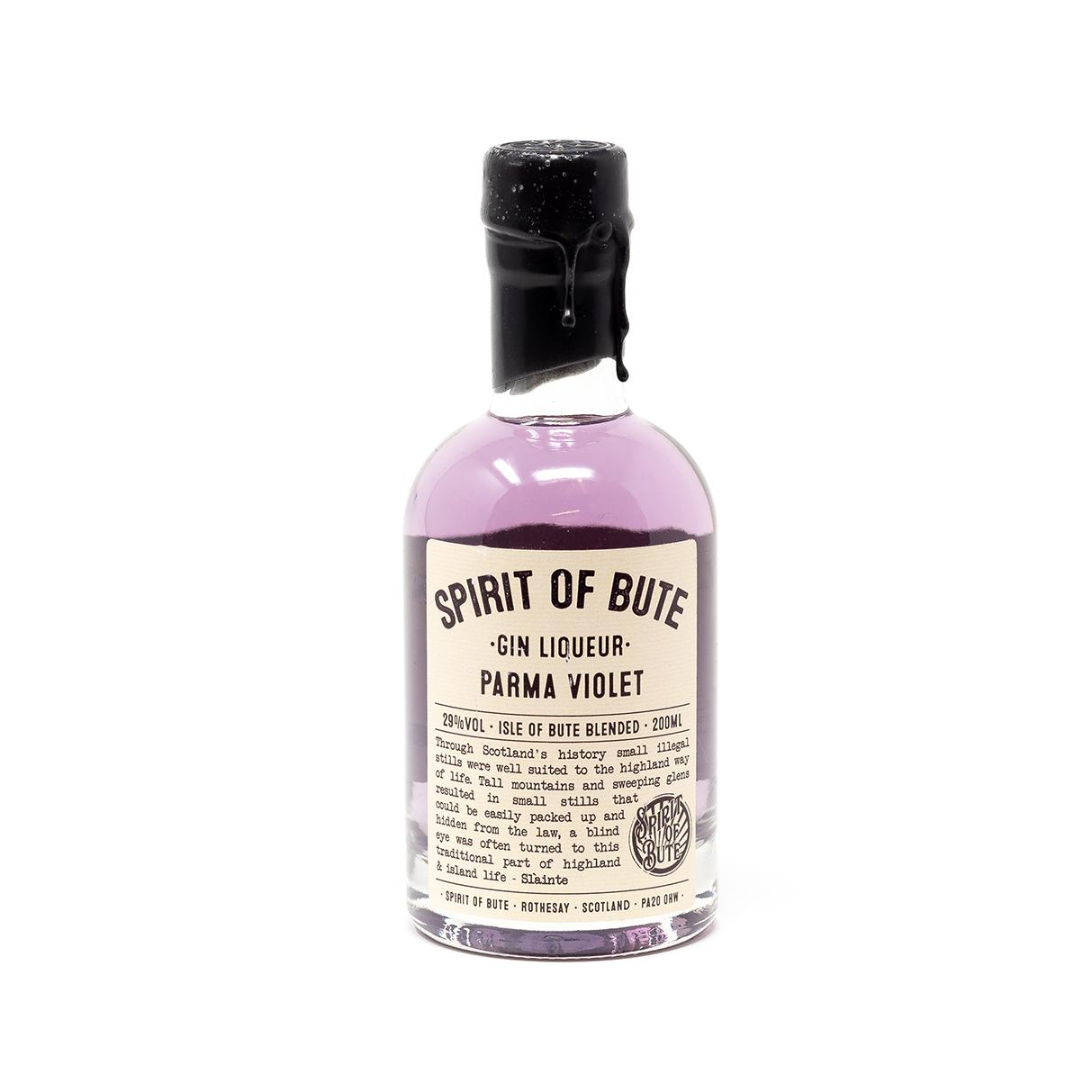 SOB Gin Liqueur (Parma Violet)