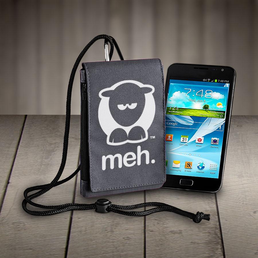 Meh Phone Cases