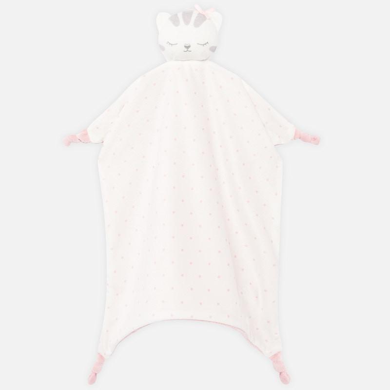 MAYORAL Baby Animal gugu comforter 9689-048. Before £13.95